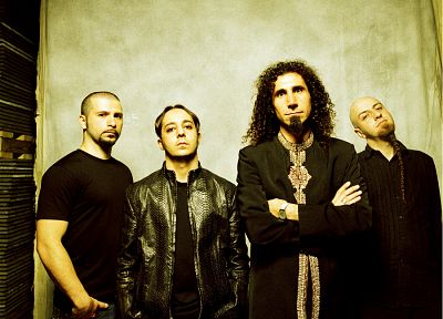 music, soad, System Of A Down, music bands, Serj Tankian - random desktop wallpaper