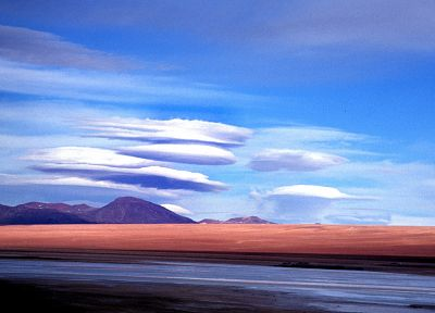 clouds, landscapes, deserts, skyscapes - duplicate desktop wallpaper