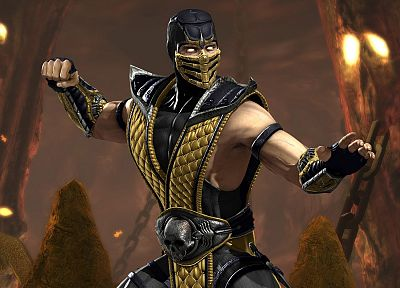 video games, Mortal Kombat - desktop wallpaper