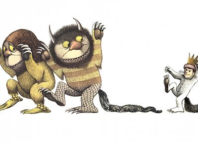 Where the Wild Things Are - random desktop wallpaper