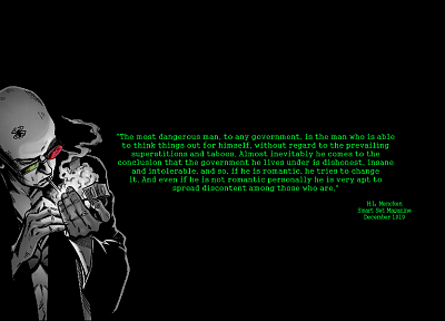 quotes, Transmetropolitan, Spider Jerusalem, Vertigo Comics - related desktop wallpaper