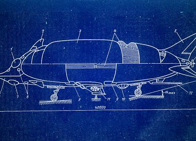 blueprints, Venus, mezoplane, scheme - random desktop wallpaper