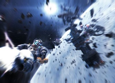 video games, Dead Space, Isaac Clarke, Electronic Arts, Dead Space 3, Visceral Games - random desktop wallpaper