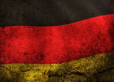 Germany, grunge, flags - random desktop wallpaper