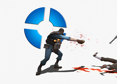 video games, Team Fortress 2 - random desktop wallpaper