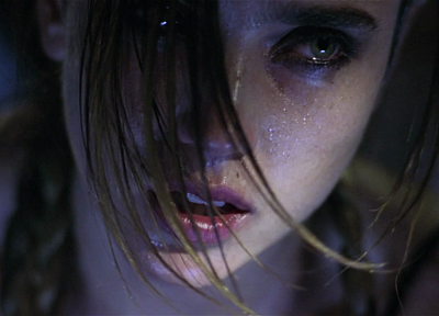 women, Jennifer Connelly, Requiem for a Dream, sweaty - related desktop wallpaper