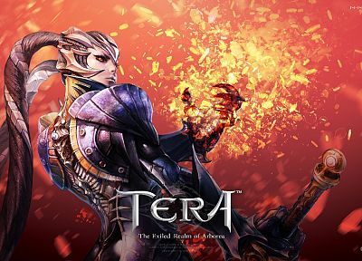 Slayer, Tera, MMORPG, aman - desktop wallpaper