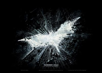 Batman, Batman The Dark Knight Rises - desktop wallpaper