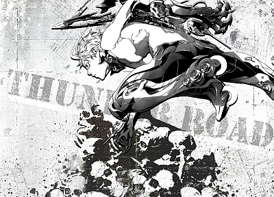Air Gear - random desktop wallpaper