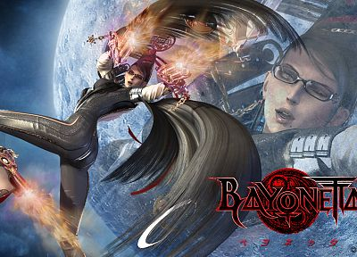 Bayonetta - random desktop wallpaper