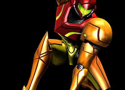 Metroid - random desktop wallpaper