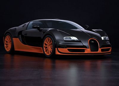 cars, Bugatti Veyron - related desktop wallpaper