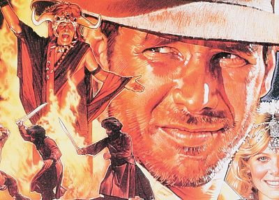 Indiana Jones, Indiana Jones And The Temple Of Doom - desktop wallpaper