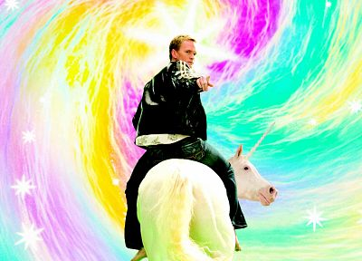 Neil Patrick Harris, unicorns, Harold And Kumar - random desktop wallpaper