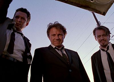 men, Reservoir Dogs, Michael Madsen, Harvey Keitel - random desktop wallpaper