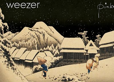 music, Weezer, music bands - random desktop wallpaper