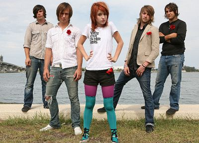 Hayley Williams, Paramore, music, celebrity, bands - random desktop wallpaper