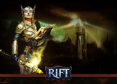 fantasy, video games, Rift, Trion Worlds - related desktop wallpaper