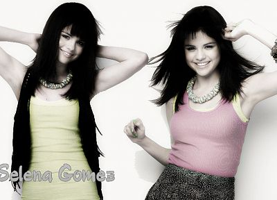 Selena Gomez, actress, singers - desktop wallpaper