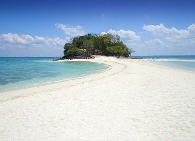 islands, white sand, sea, beaches - related desktop wallpaper