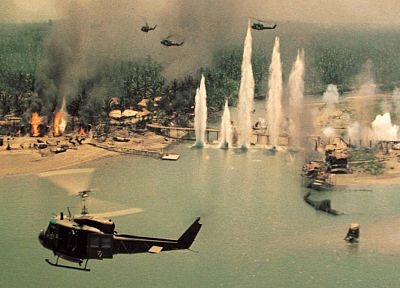 movies, helicopters, Apocalypse Now - random desktop wallpaper