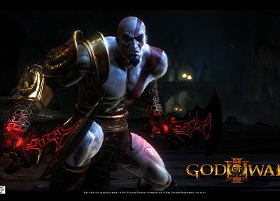 video games, God of War - random desktop wallpaper