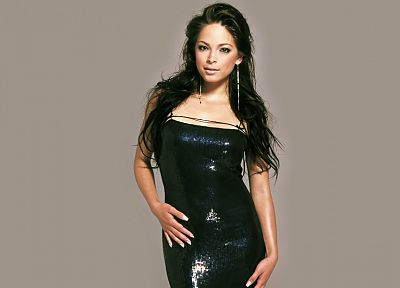 women, stars, Kristin Kreuk - random desktop wallpaper