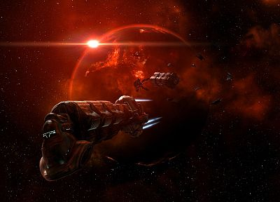 EVE Online, trucks, vehicles - related desktop wallpaper