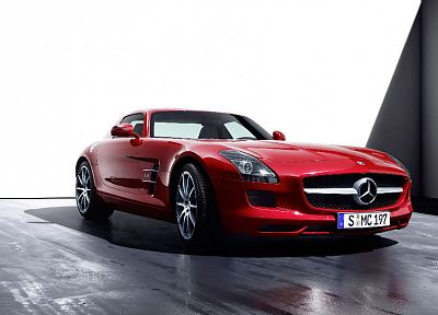 cars, Mercedes-Benz, SLS AMG Black Series - desktop wallpaper