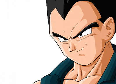 Vegeta, anime, Dragon Ball Z - random desktop wallpaper