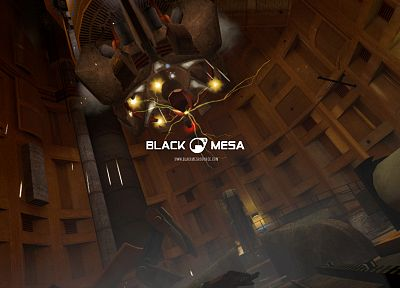 Black Mesa - random desktop wallpaper