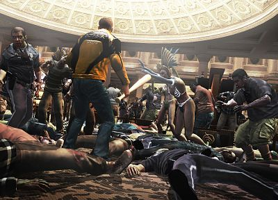 video games, Dead Rising, 3D - related desktop wallpaper