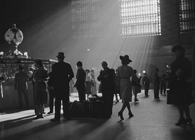 New York City, train stations, Grand Central Terminal - desktop wallpaper