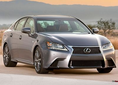 cars, sports, Lexus, Lexus GS 360 - desktop wallpaper