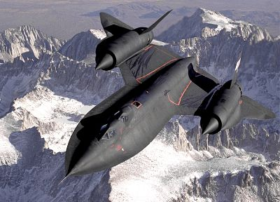 aircraft, military, Blackbird, planes, SR-71 Blackbird, vehicles - related desktop wallpaper