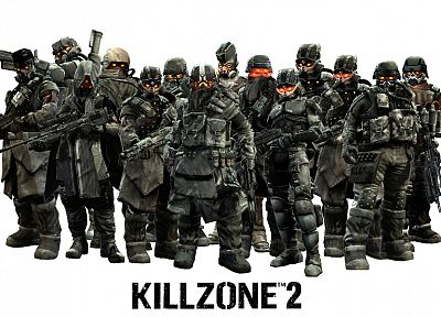 video games, Killzone 2 - random desktop wallpaper