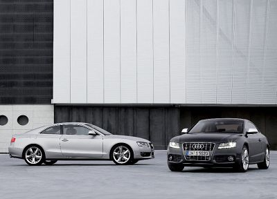 cars, Audi - random desktop wallpaper