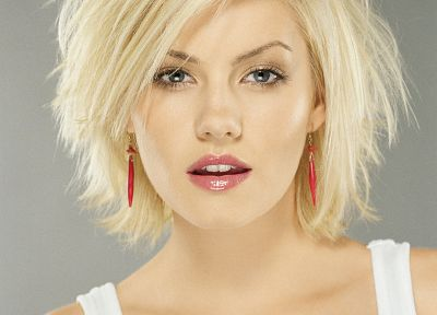 women, Elisha Cuthbert, actress, earrings - random desktop wallpaper