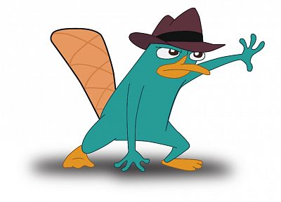 Perry the Platypus, Schnabeltier - random desktop wallpaper