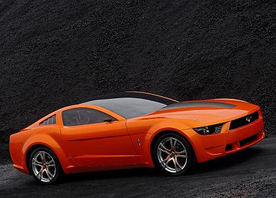 cars, vehicles, Ford Mustang - desktop wallpaper