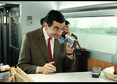Mr. Bean, Rowan Atkinson - random desktop wallpaper