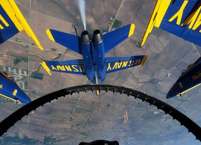 aircraft, navy, planes, blue angels - desktop wallpaper