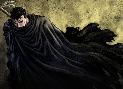 Berserk, Guts - random desktop wallpaper