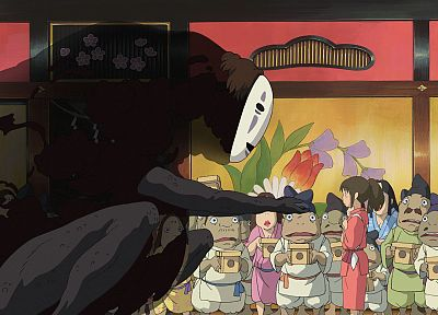 Spirited Away, Studio Ghibli - random desktop wallpaper