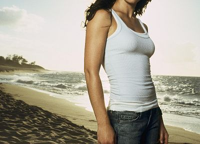 women, actress, Evangeline Lilly, Lost (TV Series), celebrity - related desktop wallpaper