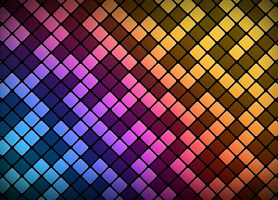 abstract, patterns, squares - desktop wallpaper