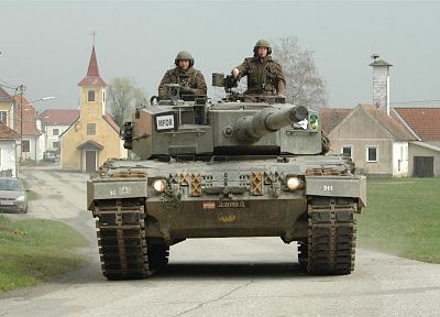 military, Austria, tanks, Leopard 2, Austrian Armed Forces - related desktop wallpaper