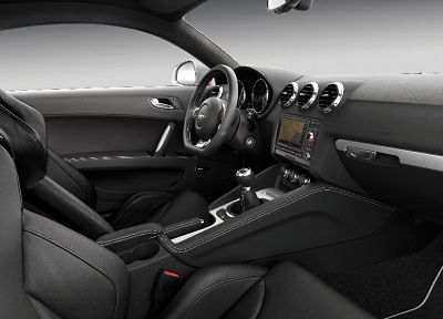 cars, Audi, car interiors, German cars - random desktop wallpaper