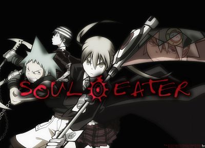 Soul Eater, Black Star, Death The Kid, Albarn Maka, Soul Eater Evans - random desktop wallpaper
