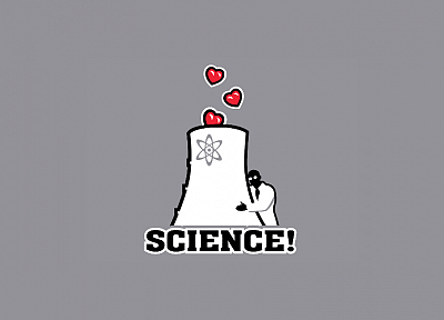 science, love, nuclear, nuclear power plants - random desktop wallpaper